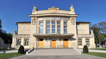 Stadttheater Klagenfurt. Photo: Helge Bauer