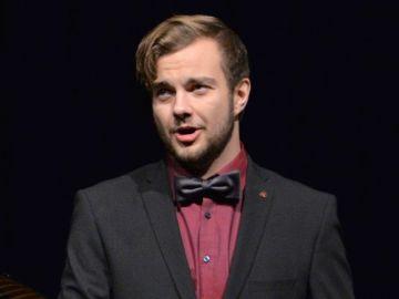Marius Pallesen. Photo: Foto Krause