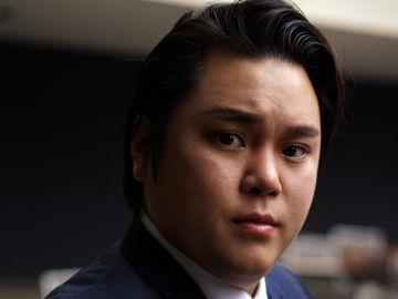 Michael Kim. Photo: Rich Cho