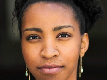 Alannah Garnier. Photo: Monseé (VGR Creative Group)