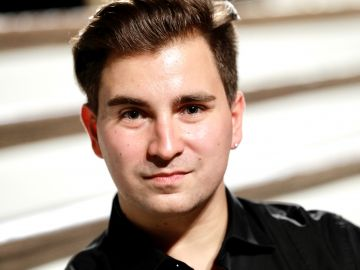 Anton Kuzenok. Photo: Paul Leclaire