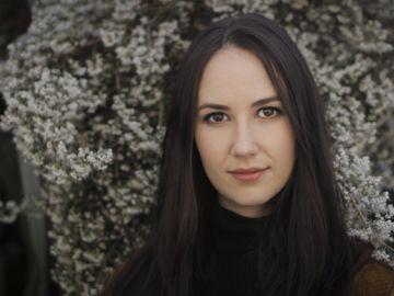 Amy Ní Fhearraigh. Photo: Yann Bourke